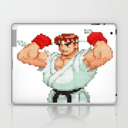 Ryu Hoshi Pixel Art Laptop & iPad Skin