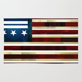 No Taxation Without Representation Rug
