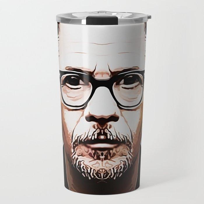 Gary Oldman - Caricature Travel Mug