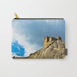 Genoese fortress in Sudak Carry-All Pouch