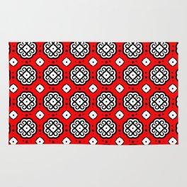 art of batik Rug