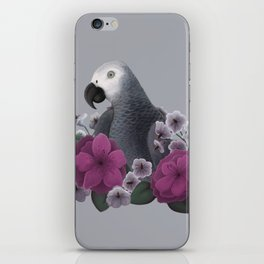 African Grey iPhone Skin