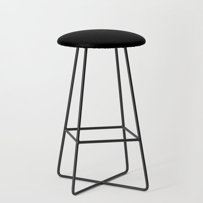 Monochrome Ink 03 Bar Stool