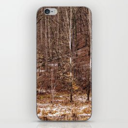 ohio woods iPhone Skin