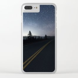 The Way Home Clear iPhone Case