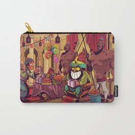 His majesty's birthday Carry-All Pouch