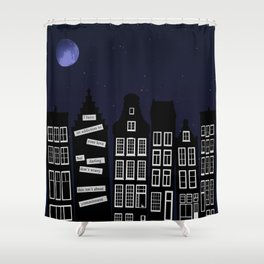 I Have an Addiction to Your Love Shower Curtain