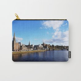 On The Bridge - Inverness - Scotland Carry-All Pouch