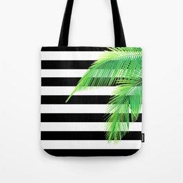 Simply Tropical Stripes Tote Bag