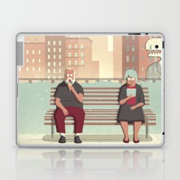 Day Trippers #5 - Rest Laptop & iPad Skin