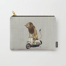 Lamb (Colour) Carry-All Pouch