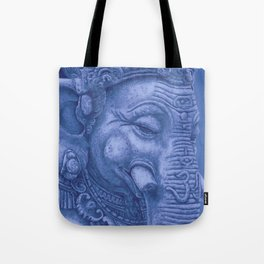 Ganesha blue Tote Bag