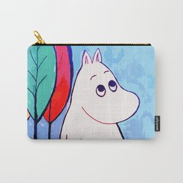 The walk of Moomin Carry-All Pouch