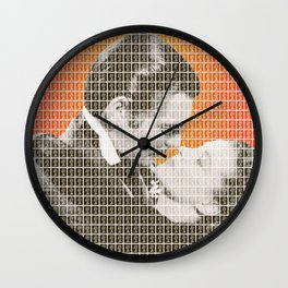 Frankly my dear, I don't give a dam Wall Clock