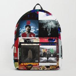 HIP-HOP ALBUM COVER Backpack