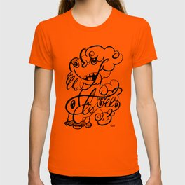 The Doodle Family T-shirt