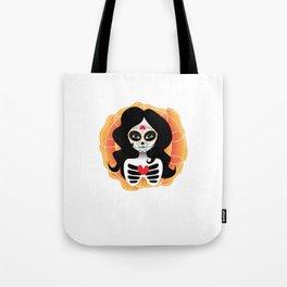 Love in Death Tote Bag