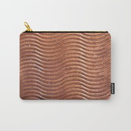 Copper wave Carry-All Pouch