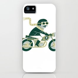 Motorbike iPhone Case