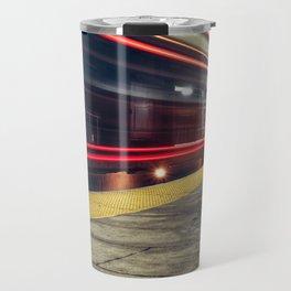 Traveling on Light Streams Travel Mug