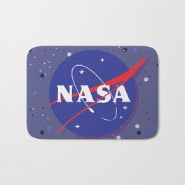 NASA logo Bath Mat