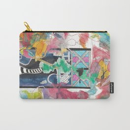 I Want To Leave You (Notes) Carry-All Pouch
