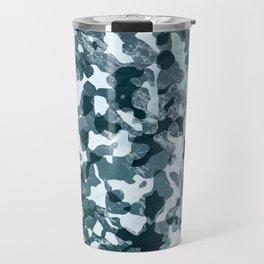 Surfing Camouflage #5 Travel Mug