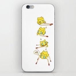 I is a Galvatula! iPhone Skin