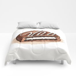 Chocolate Covered Cookie Comforters