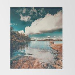 Belle Svezia Throw Blanket