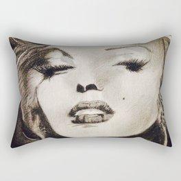 Oh Marilyn  Rectangular Pillow