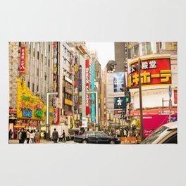 Kabukicho, Shinjuku. Rug
