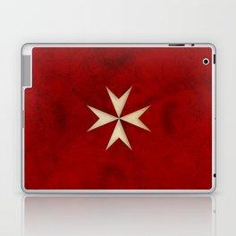 Maltese Cross Laptop & iPad Skin