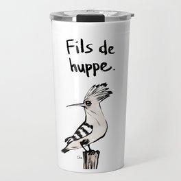 Fils de Huppe Travel Mug