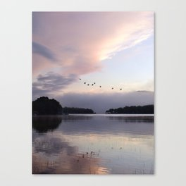 canada geese canvas prints society6