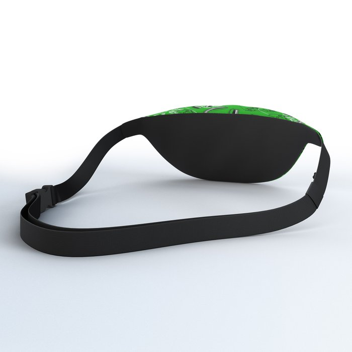 Gamers-Green Fanny Pack