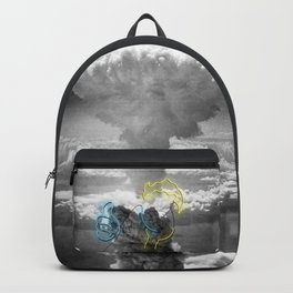Nuclear Vault Boy Backpack