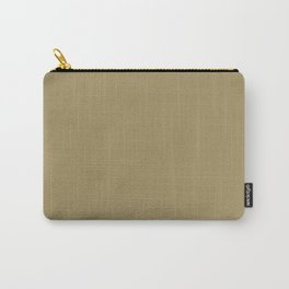 Khaki Carry-All Pouch