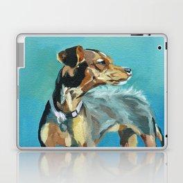 Mabel Jane the Marvelous Mystery Mutt Laptop & iPad Skin