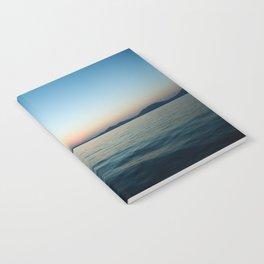 Subtle sunset Notebook
