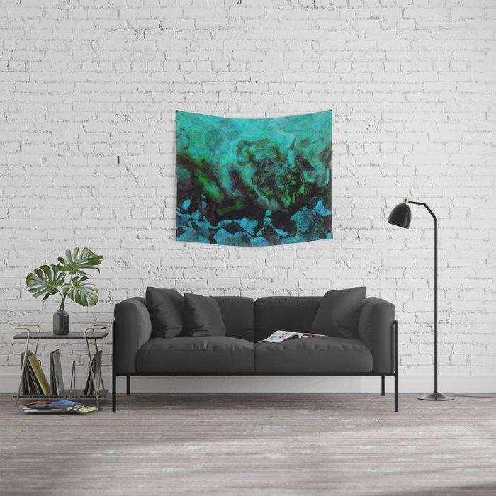 Lysergic Drops Wall Tapestry