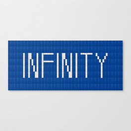 Infinity Holidays LEGO Wholesale Travel Mug - Exclusive Company Product! Canvas Print