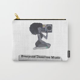Everyone Deserves Music Carry-All Pouch