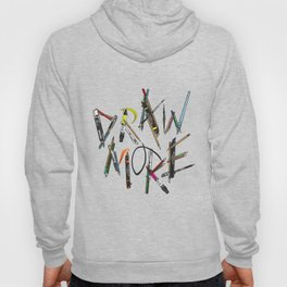 Draw More (Color) Hoody