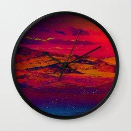 Time Wind Wall Clock