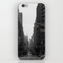 Empty Streets iPhone Skin