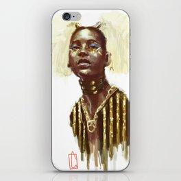 Beauty III iPhone Skin