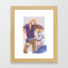 GyJo Framed Art Print