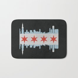 Chicago Pride Bath Mat
