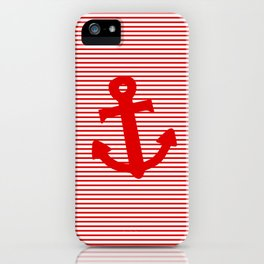 Boat Anchor iPhone Case